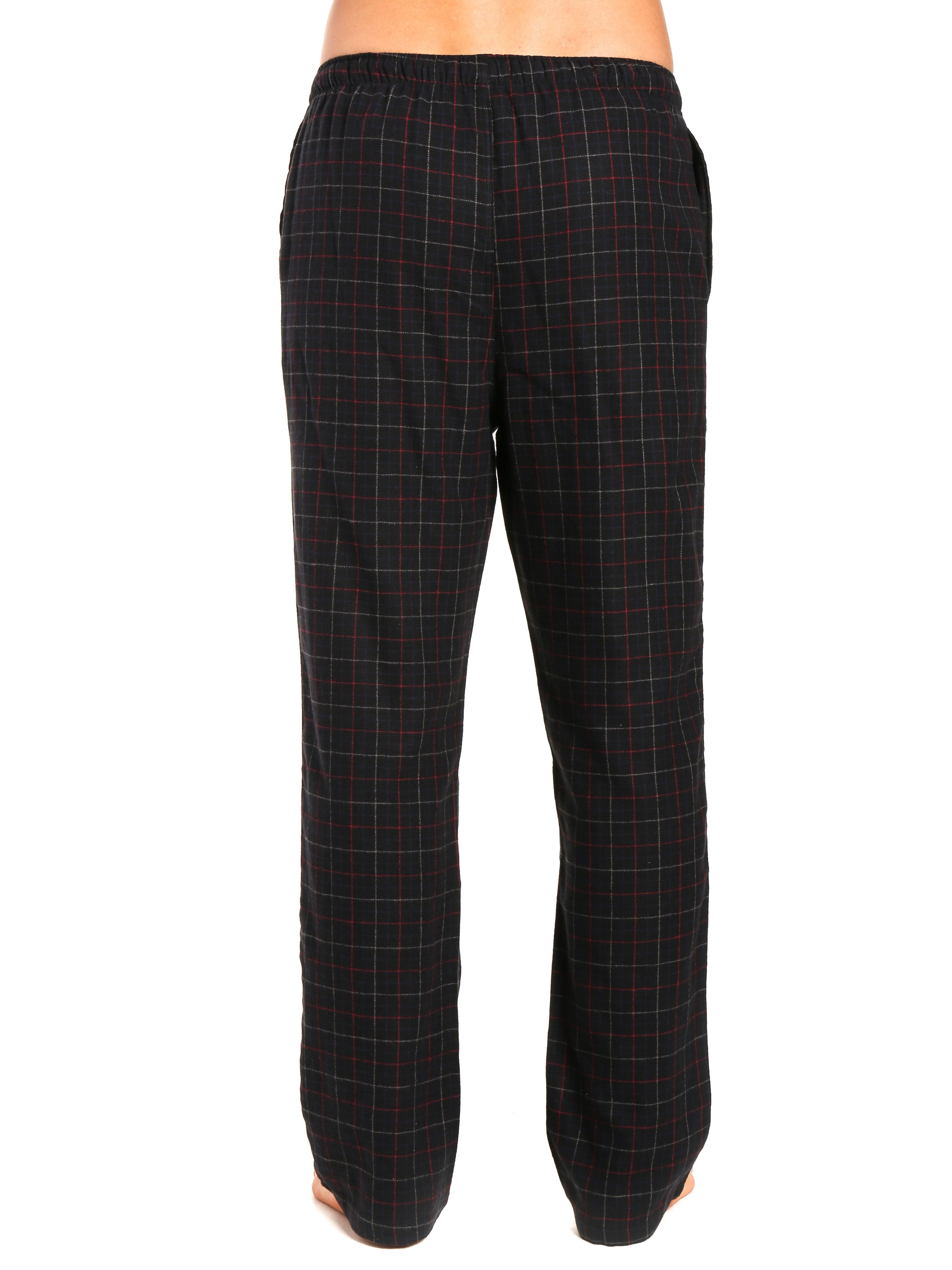 Plaid Black-Multi