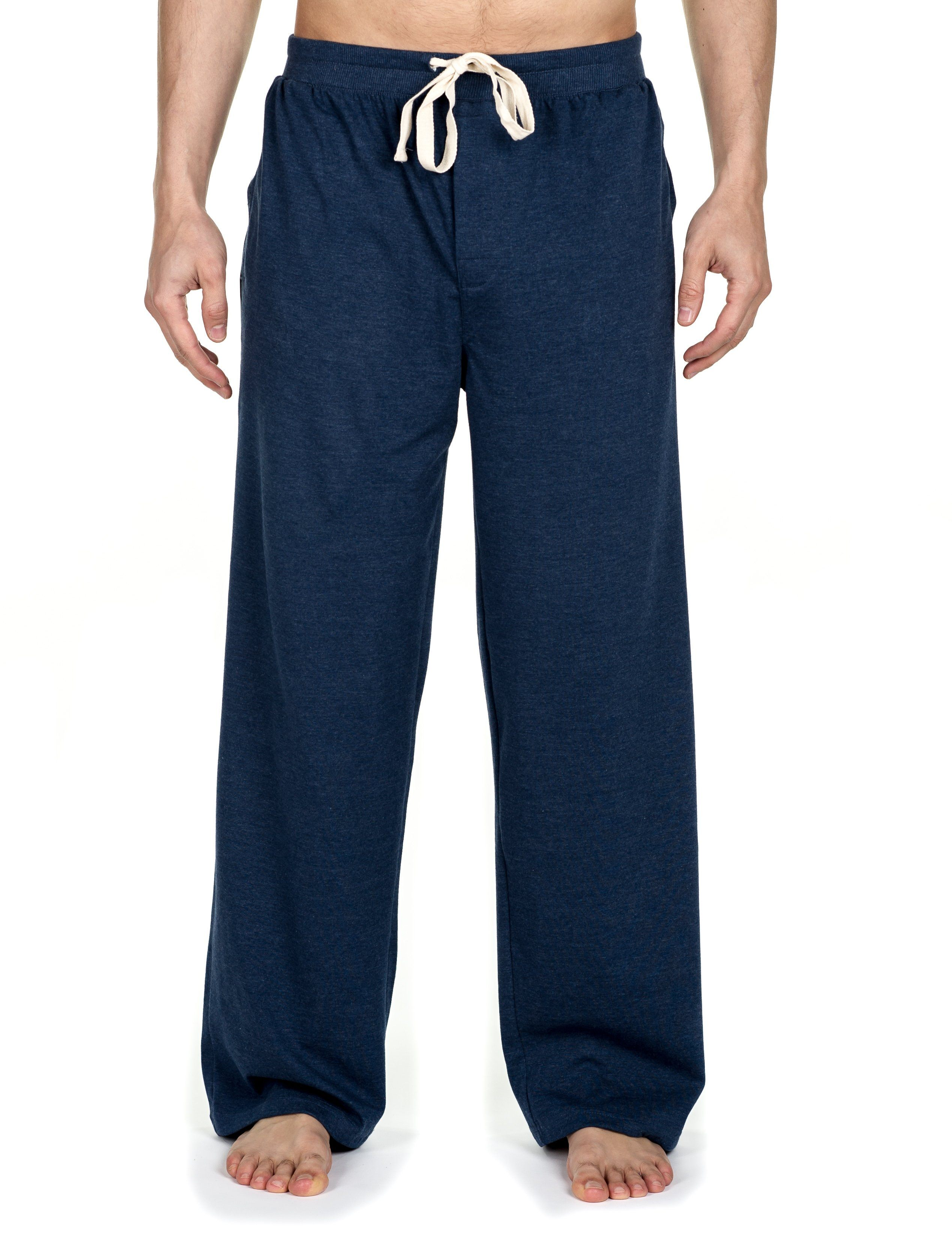 Mens Knit Lounge/Sleep Pants
