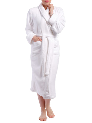 Women's Coral Fleece Plush Robe