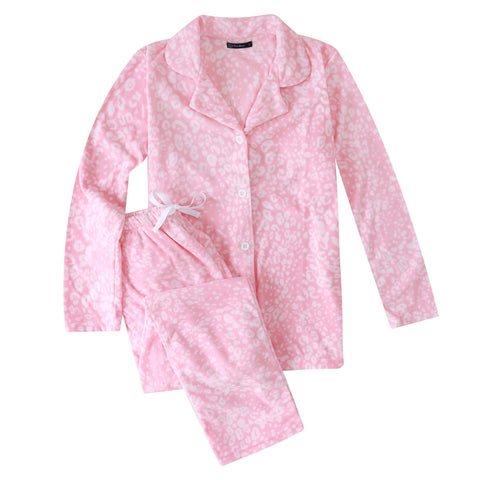 Women's Microfleece Pajama Set