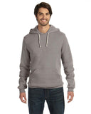 Alternative Men's Challenger Eco-Fleece Pullover Hoodie - Graphic Comfort  - 1
