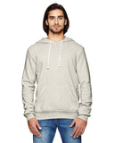 Alternative Men's Challenger Eco-Fleece Pullover Hoodie - Graphic Comfort  - 5