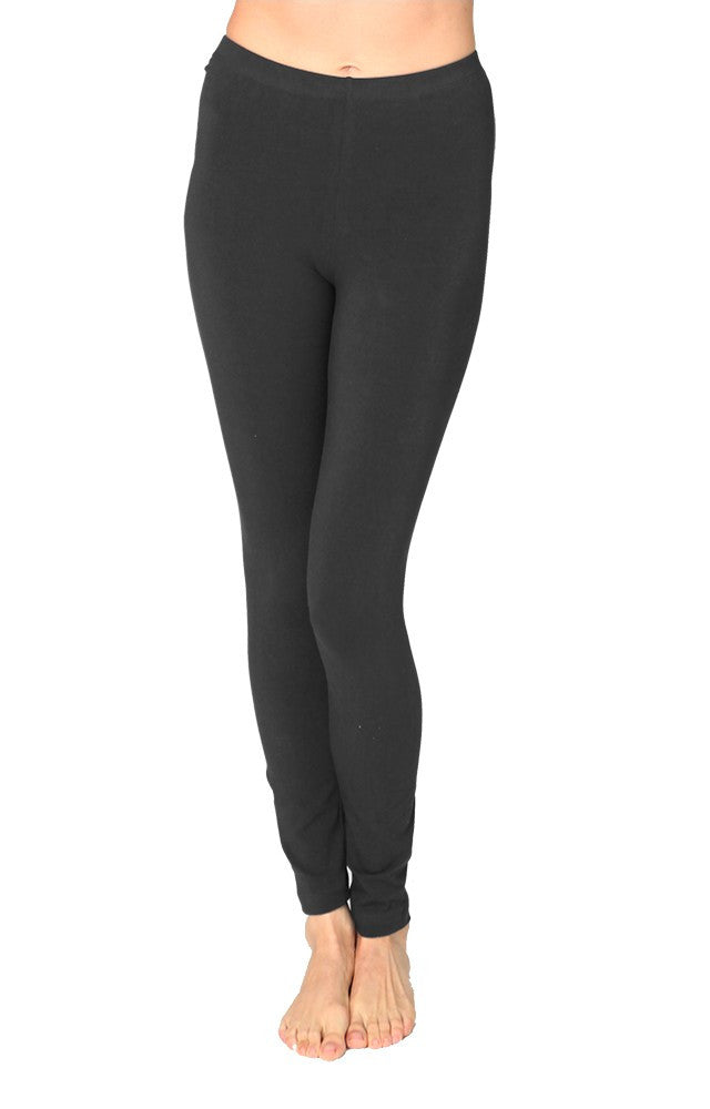 Ladies Combed Spandex Jersey Leggings - Graphic Comfort  - 4