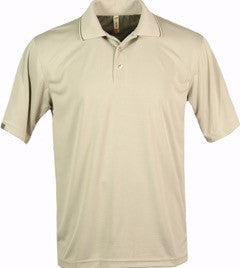 Men's Bamboo Polo - AKWA - Graphic Comfort  - 1