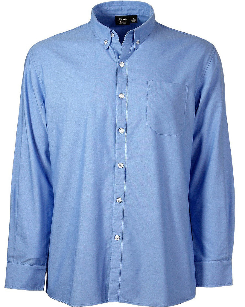 AKWA Men's Button Down Shirt