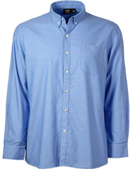 AKWA Men's Button Down Shirt - Graphic Comfort  - 1