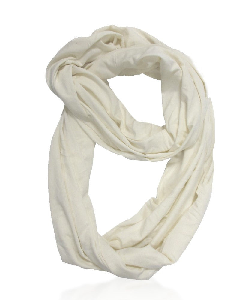 Royal Apparel Bamboo Organic Cotton Circle Scarf