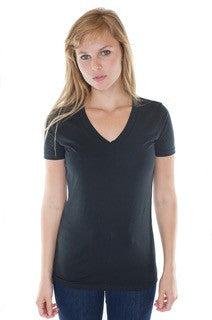 Royal Apparel Womens Hemp Organic V Neck