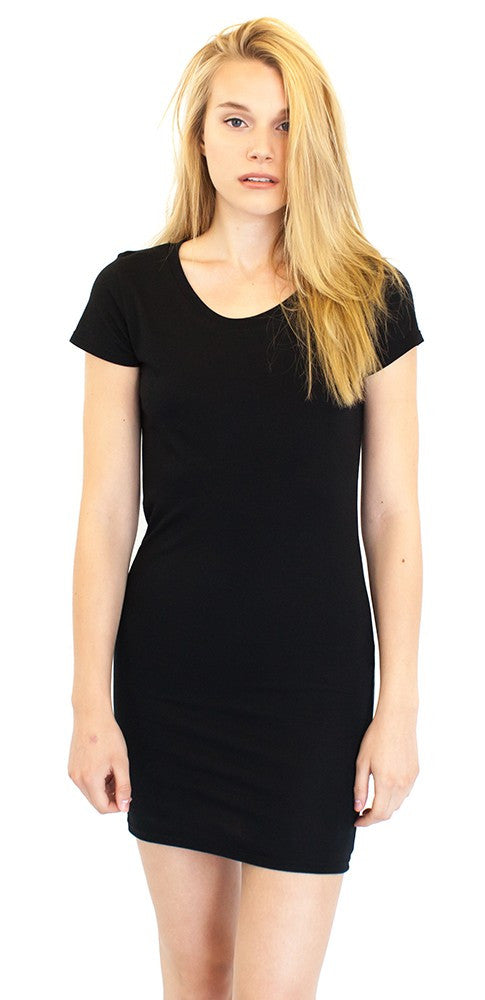 Royal Apparel Bamboo Organic Tee Dress