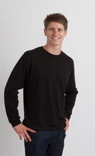 Spun Bamboo Men's Long Sleeve T-Shirt