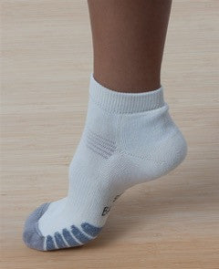 Spun Bamboo High Performance Anklet Socks - Graphic Comfort
