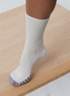 Spun Bamboo High Performance Crew Socks