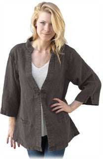 Dash Hemp Women's TAI CHI JACKET - Graphic Comfort  - 2