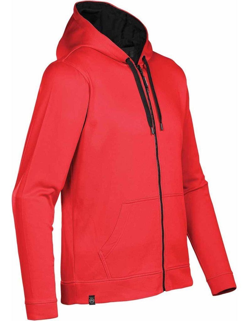 Men's Atlantis Full Zip Fleece Hoody - SFZ-1