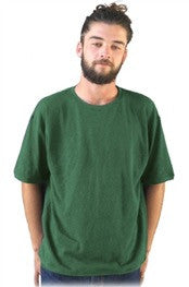 Dash Hemp Men's ROCKY'S BETTER BASIC TEE - Graphic Comfort  - 6