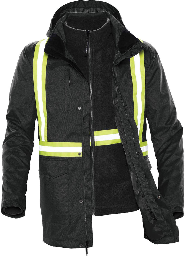 Men's Vortex HD 3-in-1 Reflective System Parka - TPX-3R
