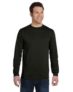 econscious 5.5 oz., 100% Organic Cotton Classic Long-Sleeve T-Shirt - Graphic Comfort  - 1