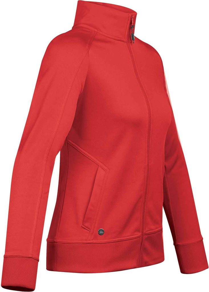 Women's Aquarius Fleece Jacket - PFZ-3W