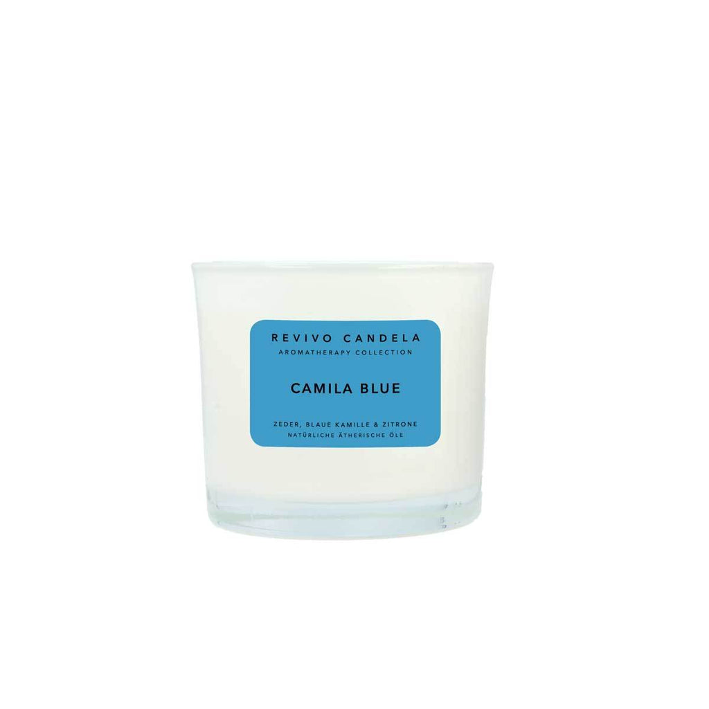 Aromatheapy Collection Camila Blue Revivo Candela