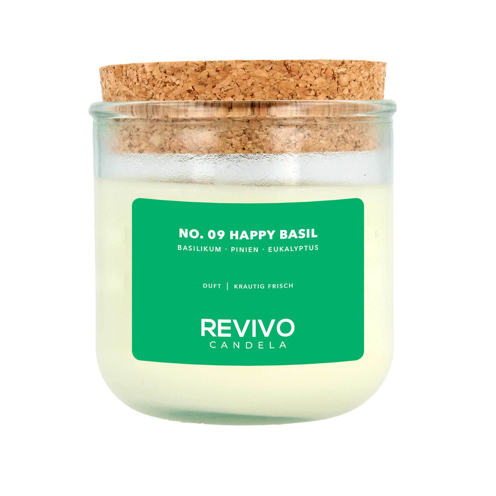 No 09 Happy Basil Revivo-Candela-Classic-Collection