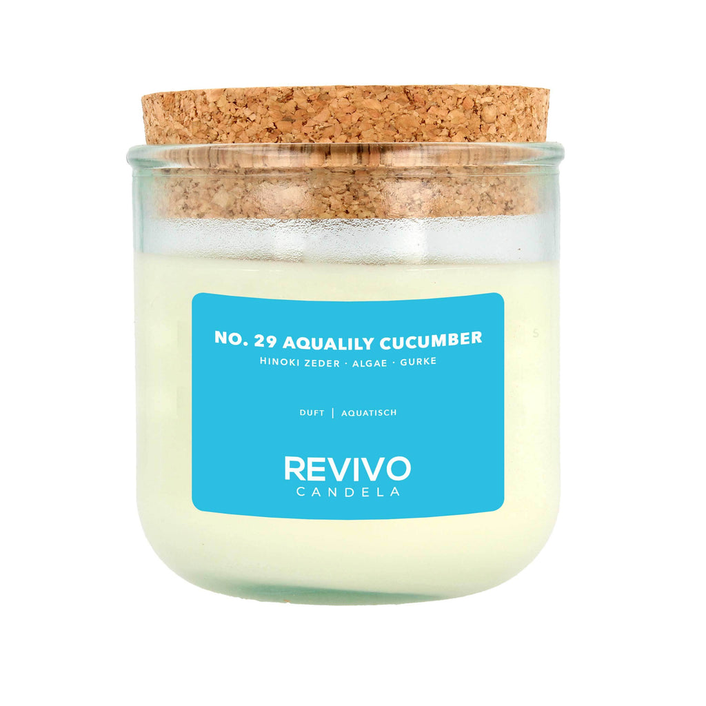 Revivo Candela Classic Collection No. 29 Aqualily Cucumber