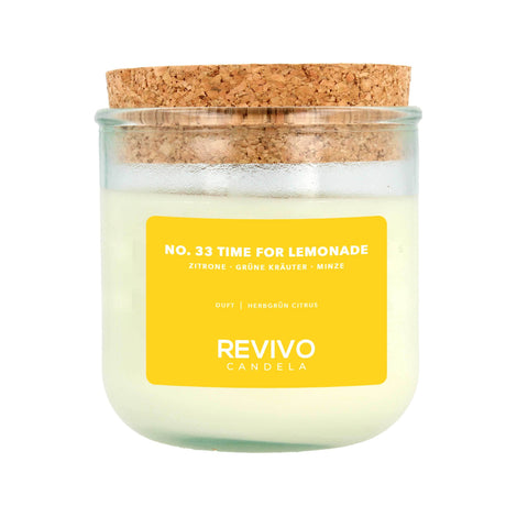 no 33 time for lemonade Revivo-Candela-Classic-Collection