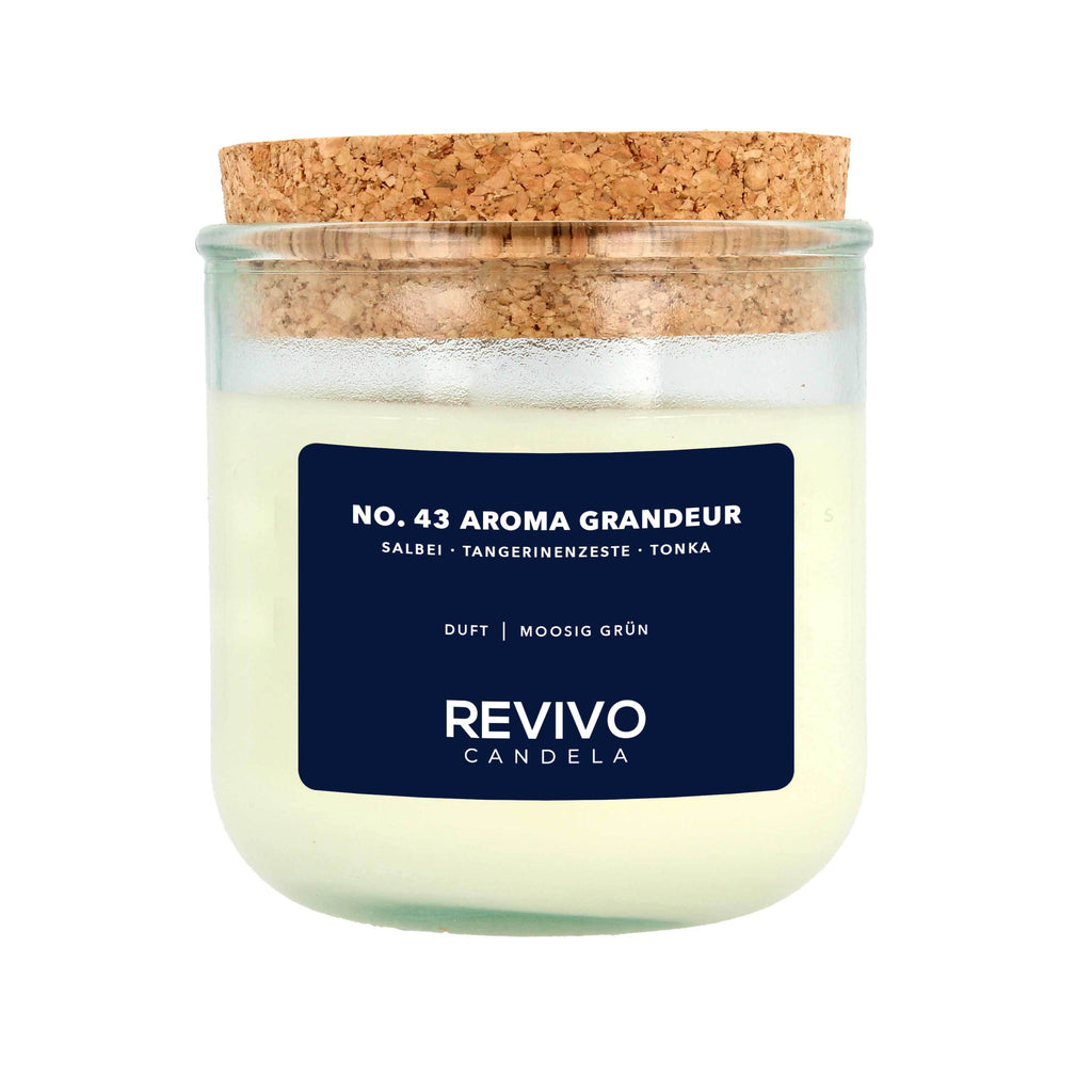 No 43 Aroma Grandeur Revivo-Candela-Classic-Collection