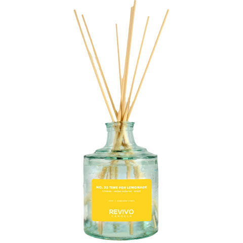 Reed Diffuser No. 33 Time for Lemonade