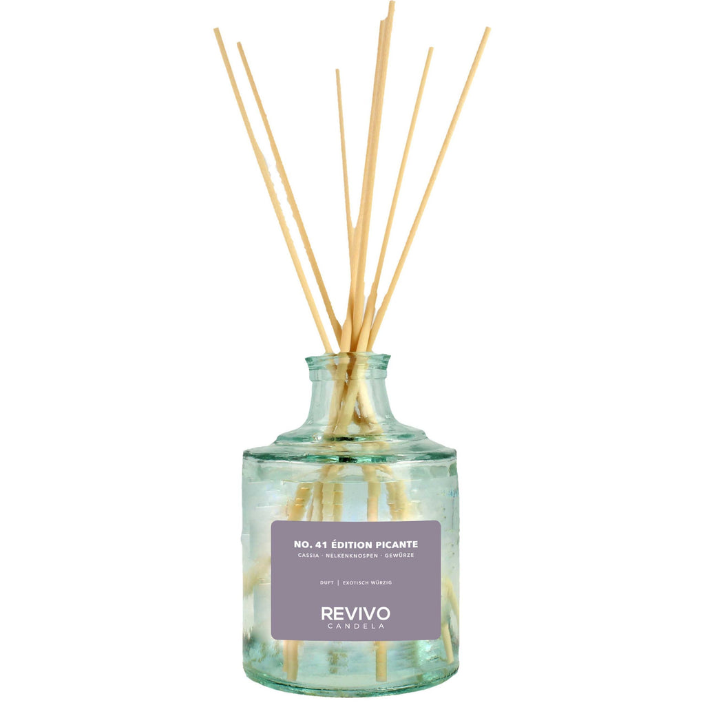 Revivo Candela Reed Diffuser No 41 Edition Picante