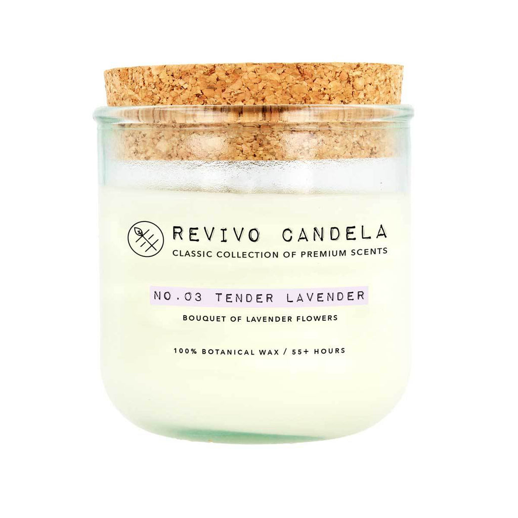 Revivo Candela Classic Collection No. 03 Tender Lavender