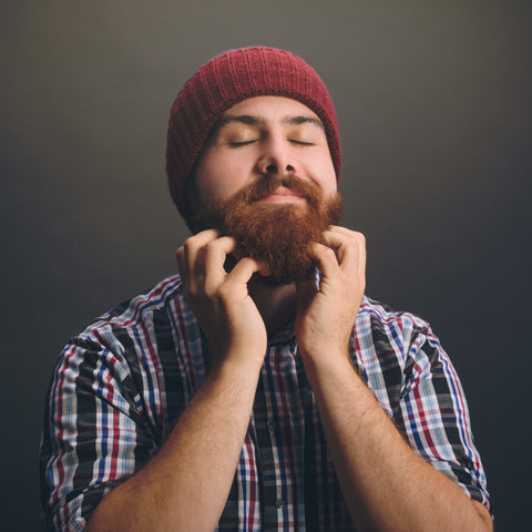 Stopping an Itchy Beard, Try Beard Oil