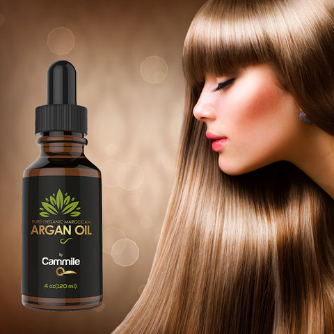 Organic Argan Oil