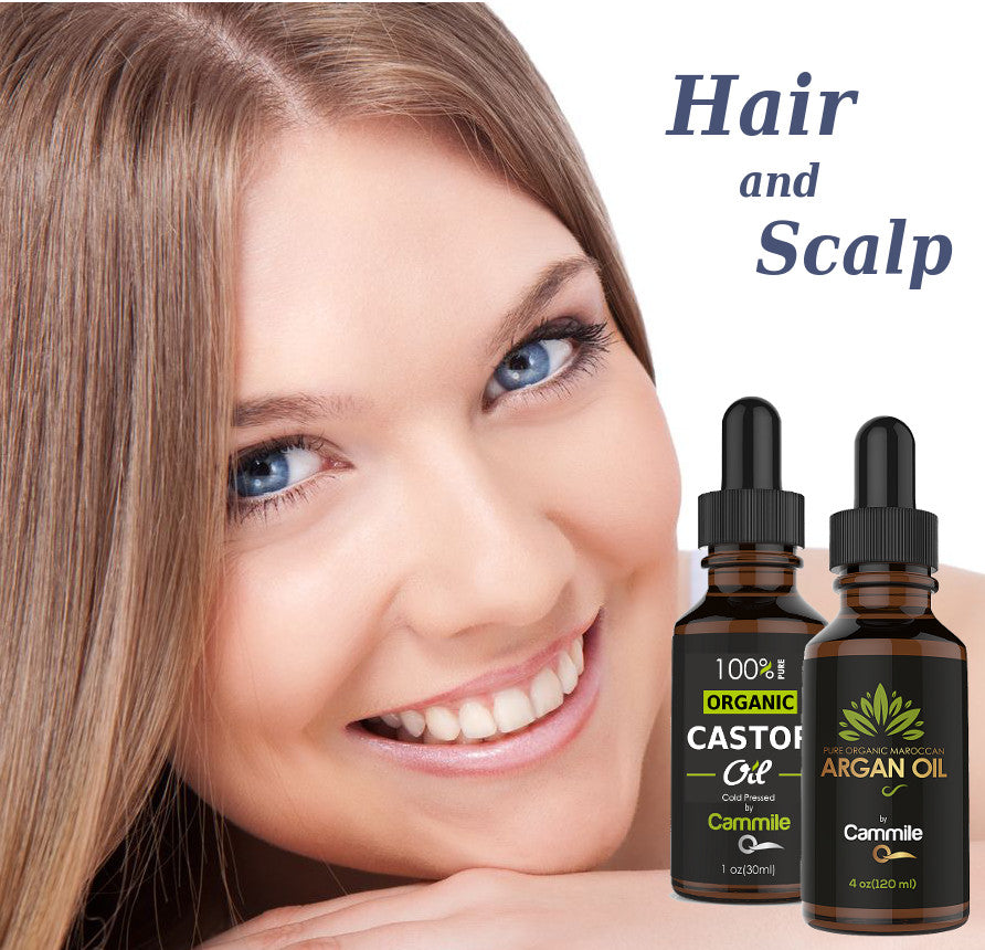 Organic Oils For Hair