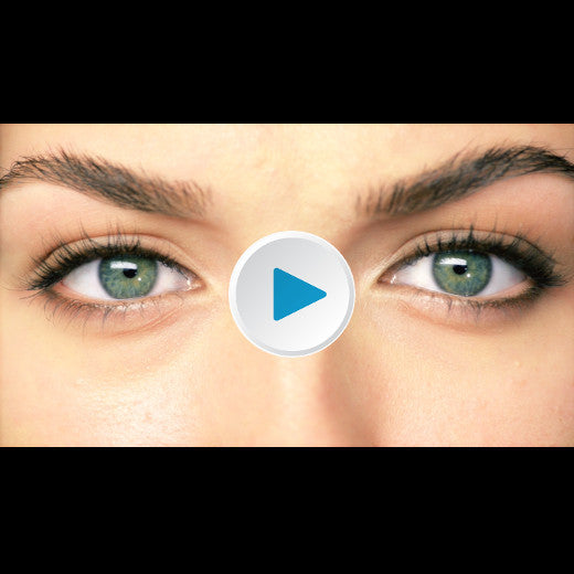 Eyelashes and Eyebrows Video