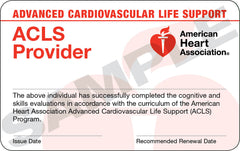 Acls renewal with bls renewal at stat cpr solutions the acls renewal course is stress free and relaxed it is updated with the latest guidelines from the american heart association guidelines for fandeluxe Image collections