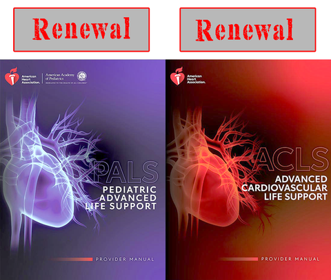 PALS RENEWAL with ACLS RENEWAL