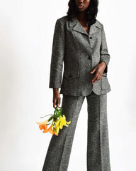 Vintage 1970s Tweed 3 Piece Suit
