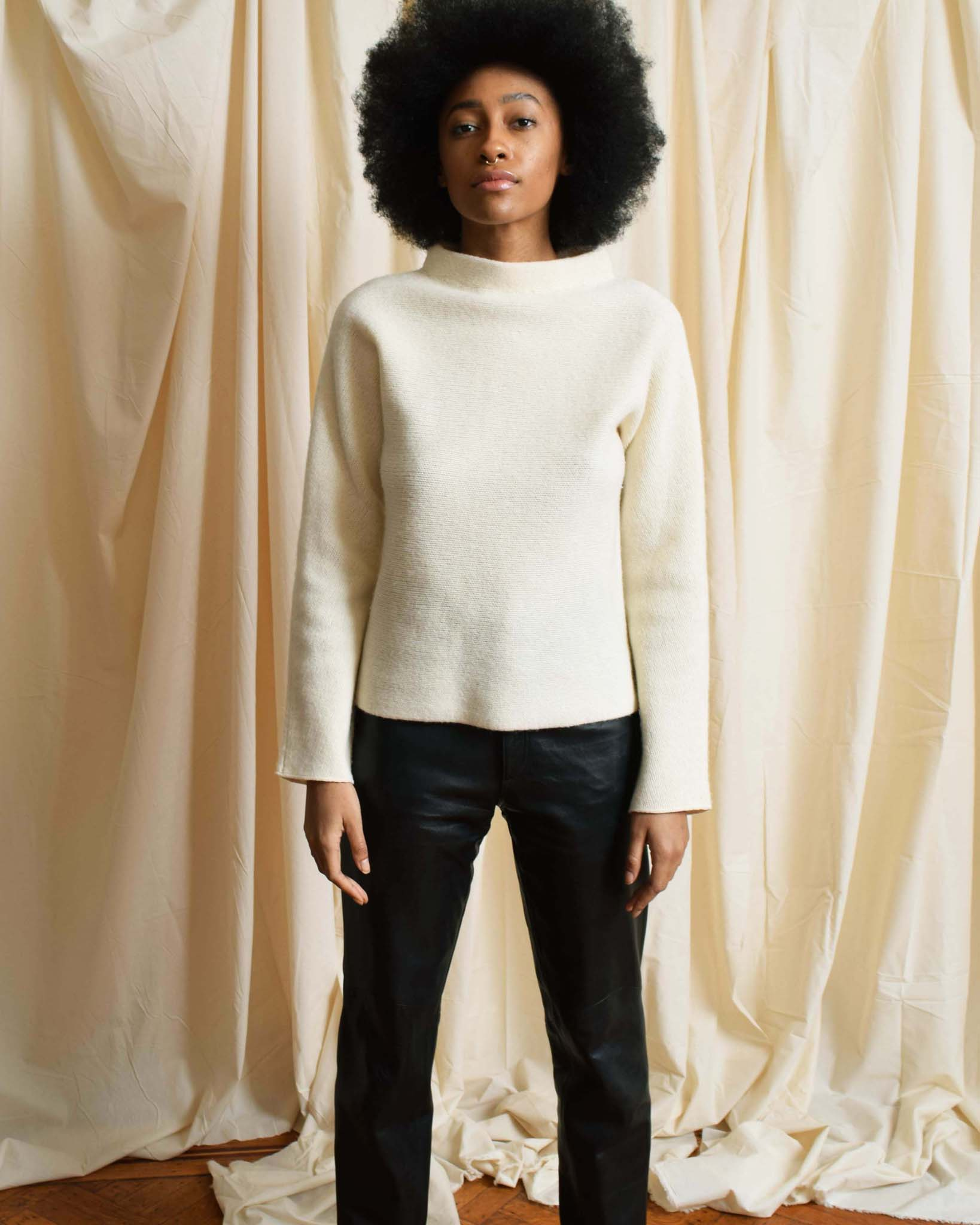 DKNY Lambswool Sweater