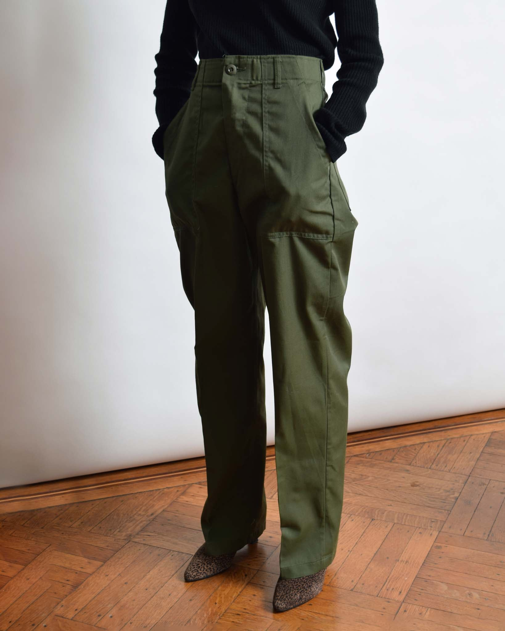 Vintage OG-507 Army Slacks