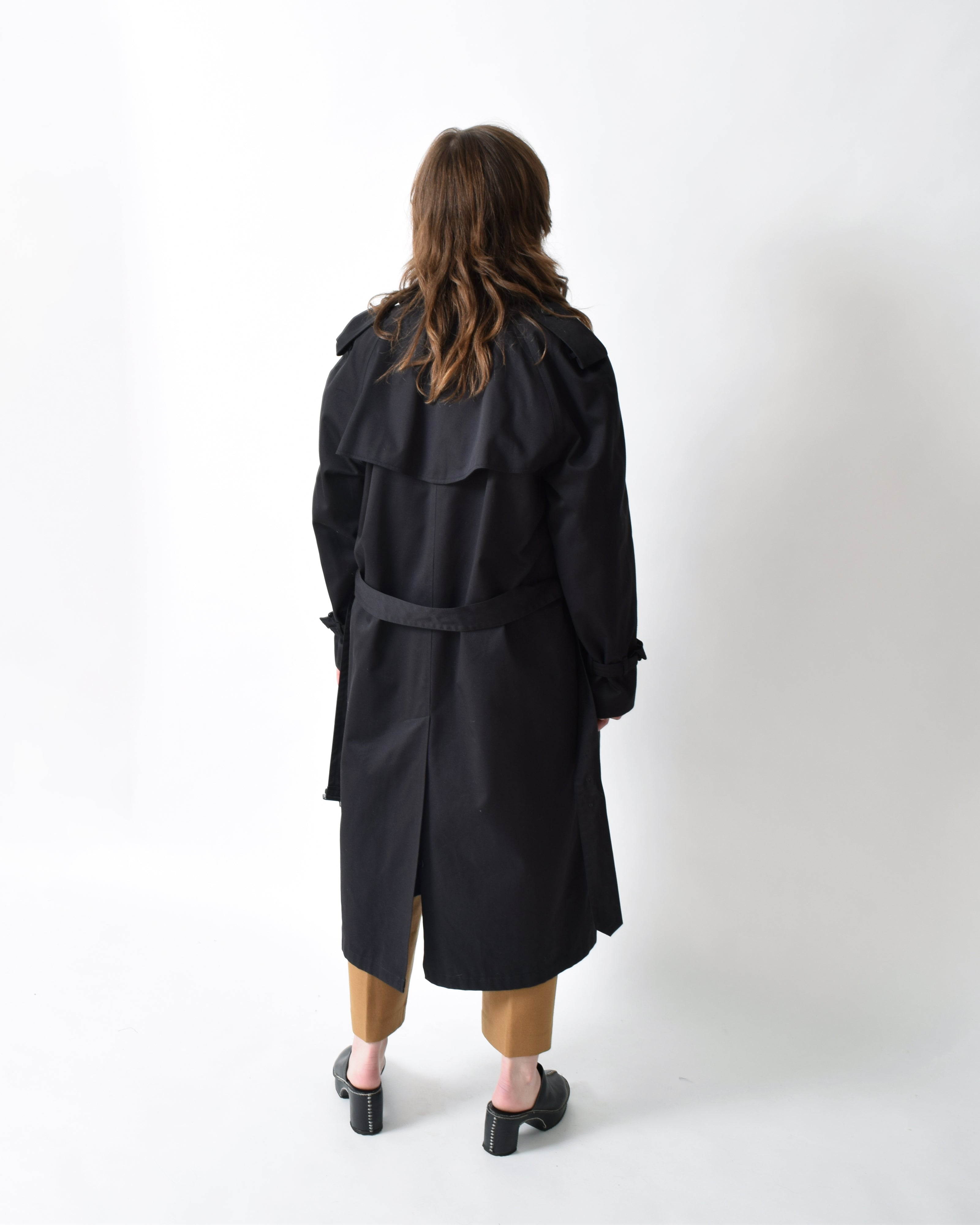 VIntage Menswear Trench Coat