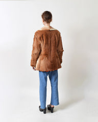 Vintage 1970s Pony Hair Jacket