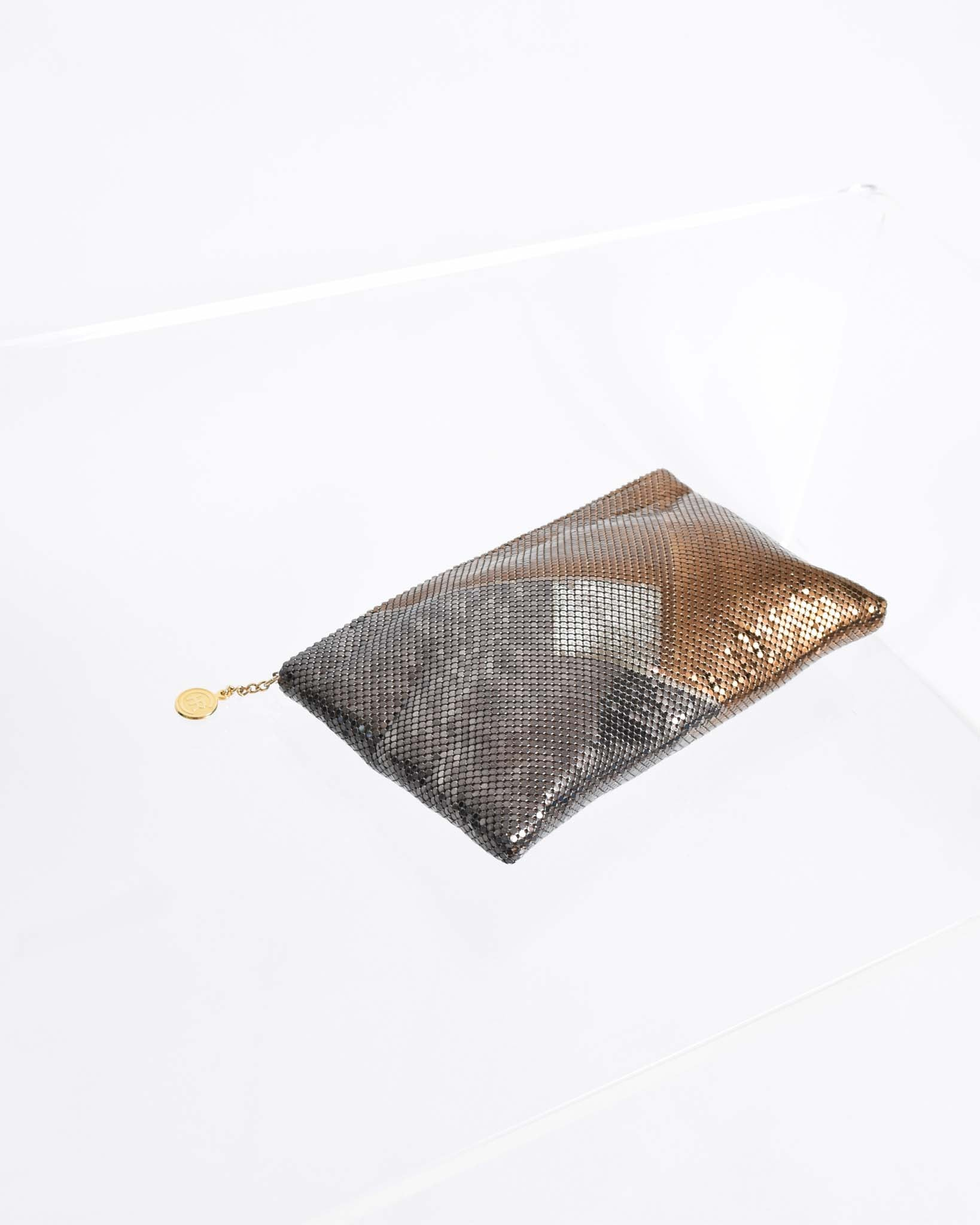 Vintage Chainmail Clutch