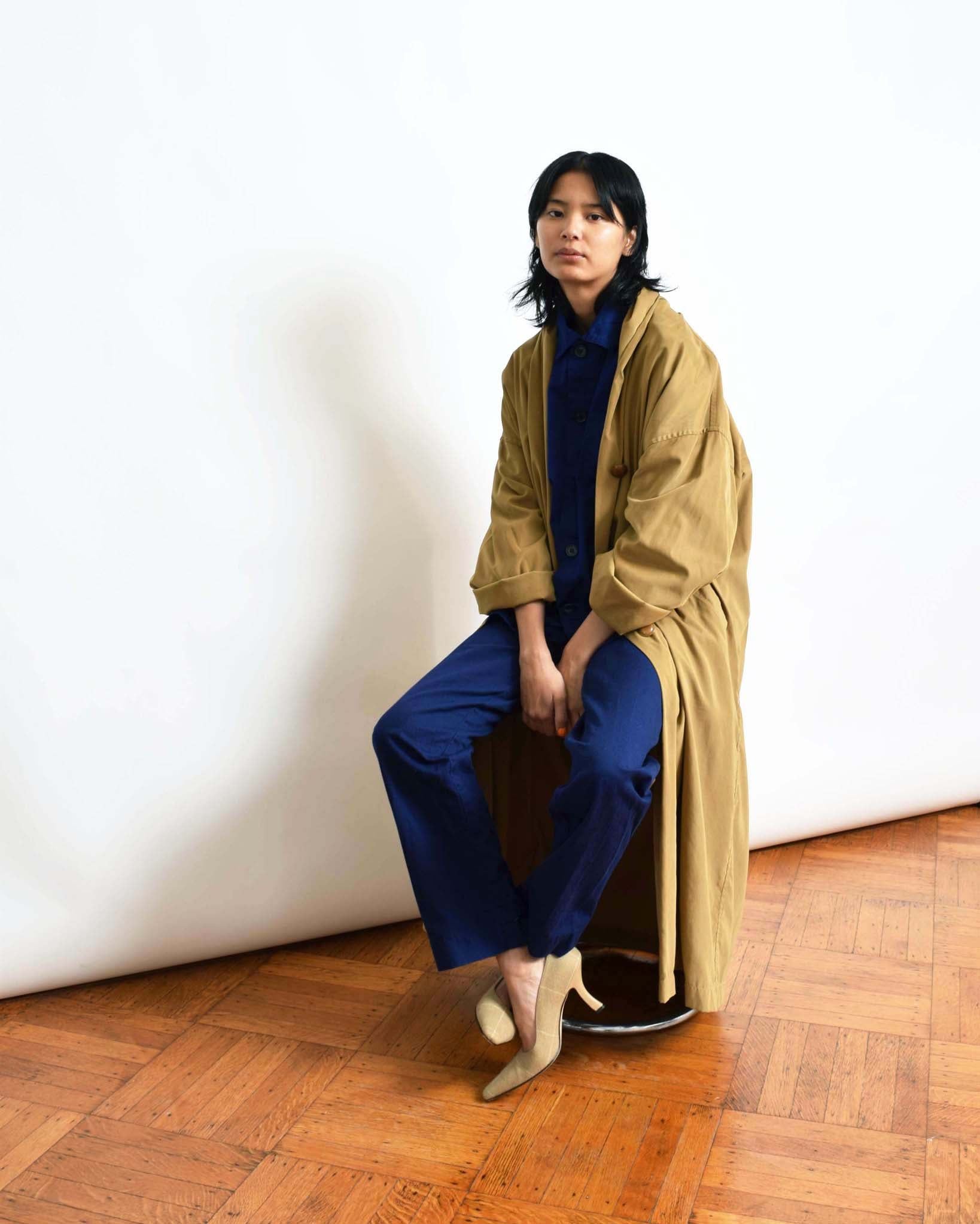 Vintage Escada Duster Coat