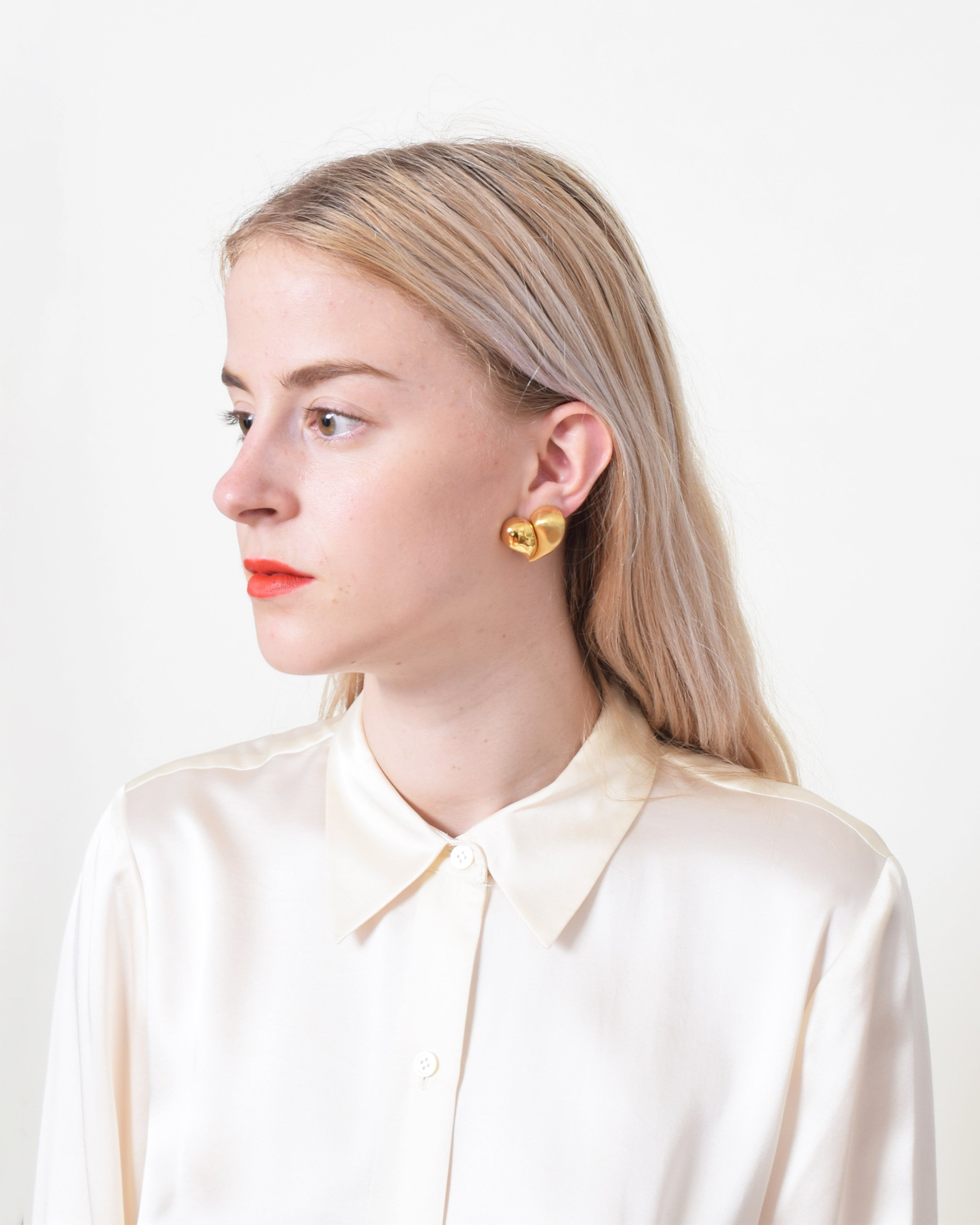 Vintage Givenchy Dollop Earrings