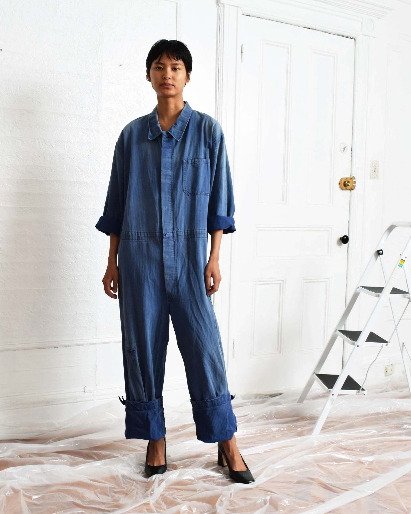 Vintage Oversized Coveralls