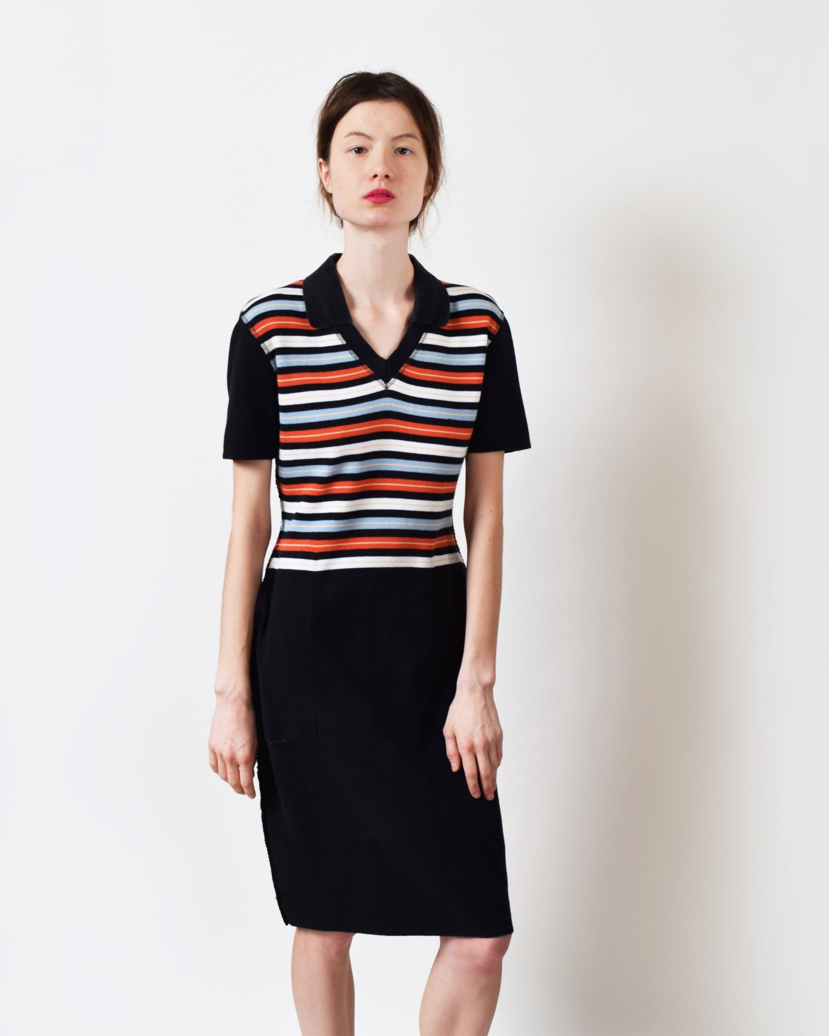Vintage Sonia Rykiel Polo Dress