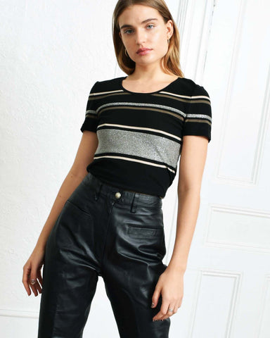 Sonia Rykiel Striped Tee