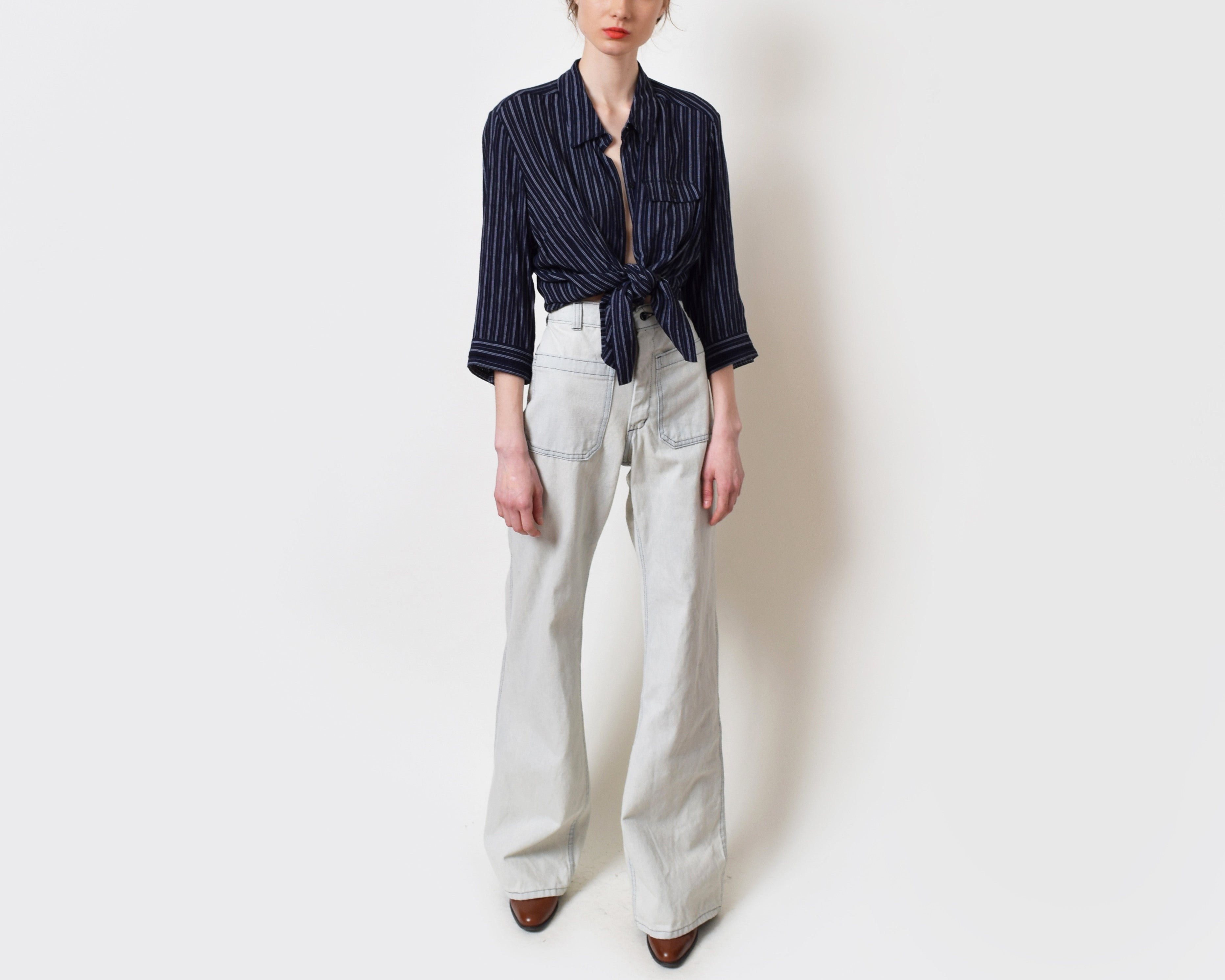 Vintage Ultra Light Seafarer Trousers
