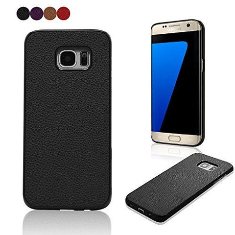 ACdream  PC Hard-shell Case for Samsung Galaxy S7 Edge Case, Black