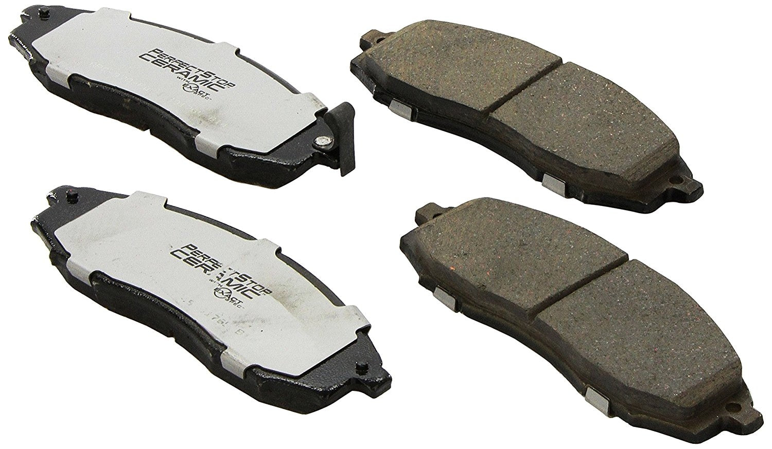 Wagner PC830A Perfect Stop Disc Pad Set